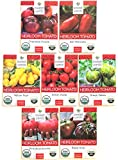 Heirloom Tomato Seed Variety Pack - Parent