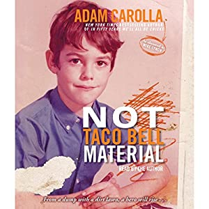 Not Taco Bell Material Audiobook