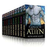 Alien Romance Box Set: Uoria Mates Complete Series (Books 1 - 10): A Sci-fi Alien Warrior Invasion Abduction Romance