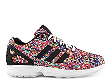 best loved efbc4 7d8bb closeout adidas zx flux torsion multicolor ebe1c 3e72a
