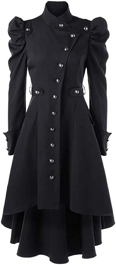 manteau long vintagefemme
