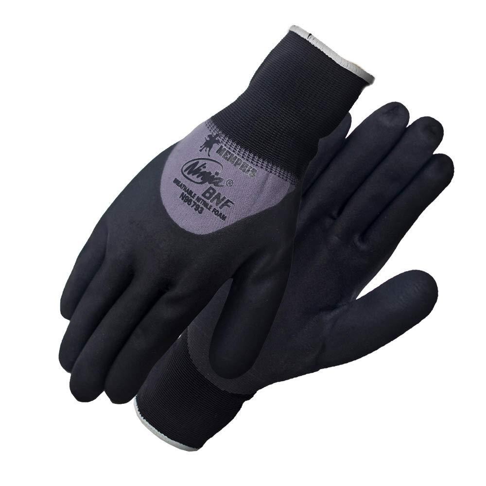 Seguridad MCR n96793 X L Ninja BNF guantes (1 docena), XL ...