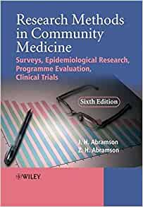 A Textbook of Community Medicine/History of Community Medicine