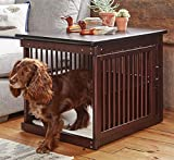 Orvis Wooden End Table Crate, Large Review