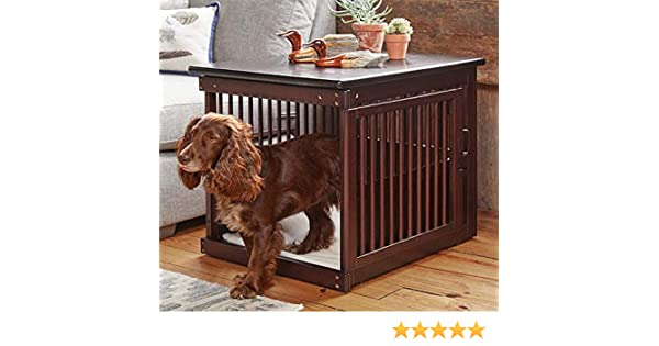 Orvis dog crate furniture Metal Amazoncom Amazoncom Orvis Wooden End Table Crate Large Pet Supplies