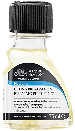 W&N Watercolor Lift Preparation 75Ml (Lift Brush)