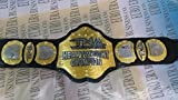 New Replica TNA Championship Belt Adult Size, Metal Plates & Bag