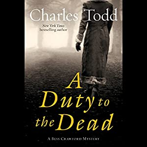 A Duty to the Dead Audiobook
