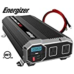 ENERGIZER-2000-Watt-12V-Power-Inverter-Dual-110V-AC-Outlets-Automotive-Back-Up-Power-Supply-Car-InverterConverts-120-Volt-AC-with-2-USB-ports-24A-Each