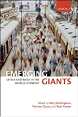 Emerging Giants: China and India in the World Economy Kindle Edition
