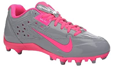Nike Womens Speedlax 4 Lacrosse Cleats StealthPink Flash 55 Stealth