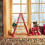 Mr. Christmas Tabletop Climber - Elf Christmas