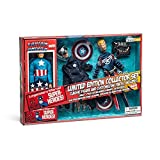 retro action figures - Diamond Select Toys Marvel Retro Captain America Action Figure Set Limited Edition Exclusive Version