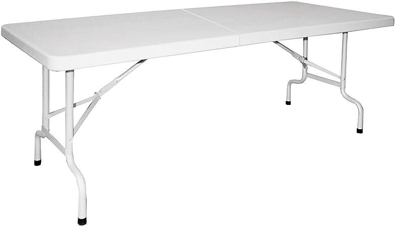 Aranaz Table Pliante 183 X 75 X 74 Cm Amazon Fr Cuisine