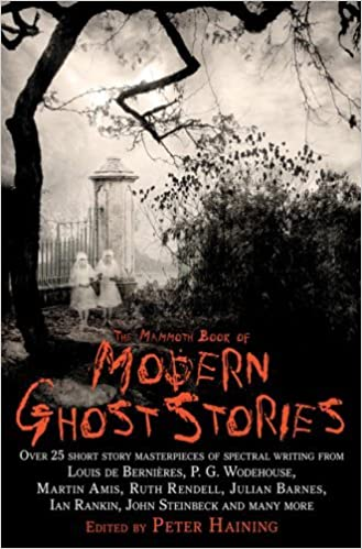 Book The Mammoth Book of Modern Ghost Stories (2007-09-14)
