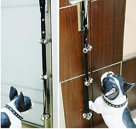 Pack de 2 – Ovillos para perro/cachorros para entrenamiento, cinturón para puerta, piercing para puerta, ajustable, vendedor de Reino Unido: Amazon.es: Productos para mascotas