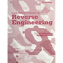 Working Conference on Reverse Engineering: 8th by IEEE (2001-11-30)