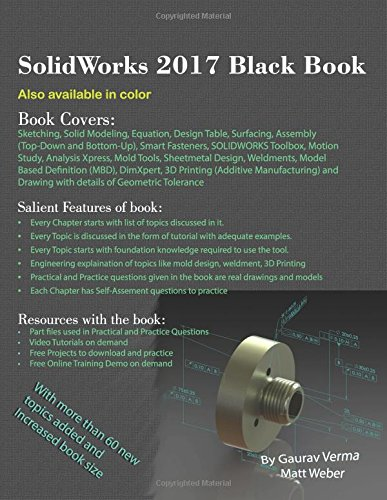 Solidworks 2017 Black Book