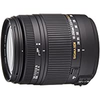 Sigma 18-250mm F3.5-6.3 DC MACRO HSM for Sony Digital SLR Cameras