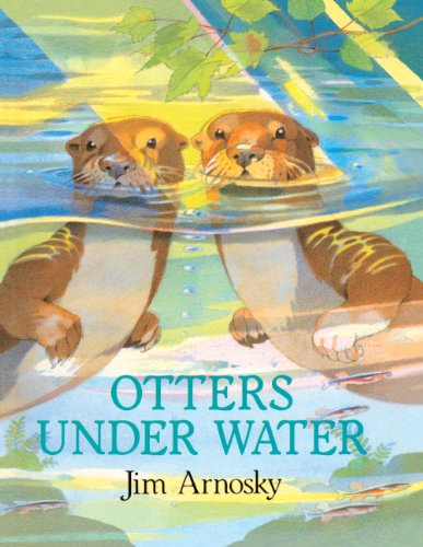 Otters Under Water (Turtleback School & Library Binding Edition)