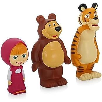 Amazon.com: Conjunto de tres personajes de dibujos animados ...