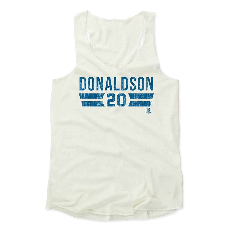 Josh Donaldson Font B Toronto Women's Tank Top