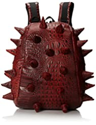 Mad Pax KZ24483484 Gator Half Backpack, Red, One Size
