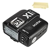 Godox X1T-N i-TTL High-Speed Sync 2.4G Wireless Flash Remote Trigger Transmitter Compatible Nikon EOS Cameras