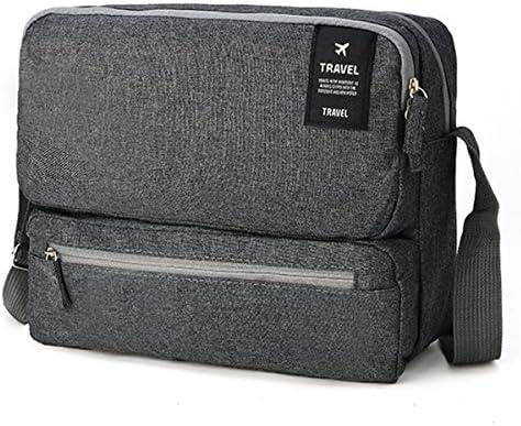 2018 nuevo Casual de Nylon impermeable, bolsas de mensajero