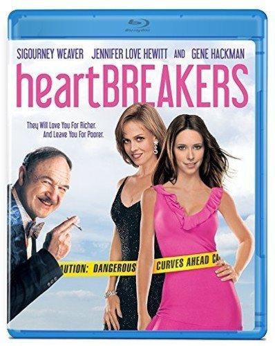 Blu-ray : Heartbreakers (AC-3)