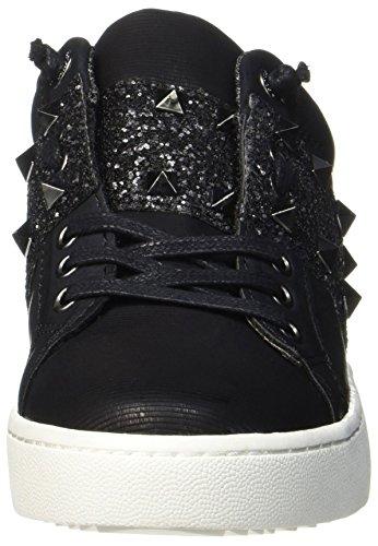 Negro Black Zapatillas Oliver 23623 s Mujer para 0qwzOXwTx