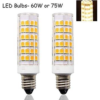 E11 Led Light Bulb 5w To 6w 60w Or 75w 110v 120v 130v