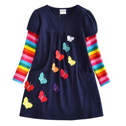 Toddler Dresses In 5T: Amazon.com