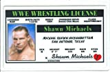 Shawn Michaels - WWE - Collector Card