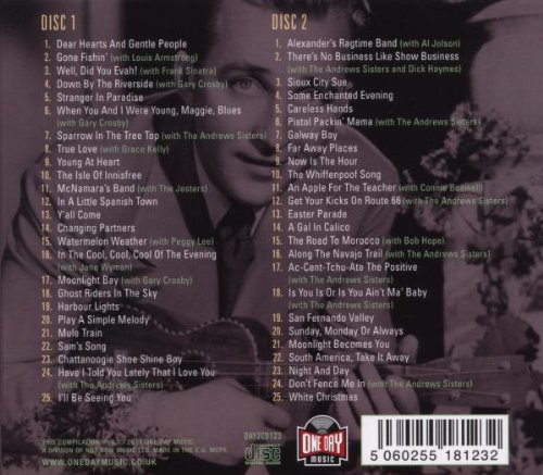 The Very Best of Bing Crosby by CD