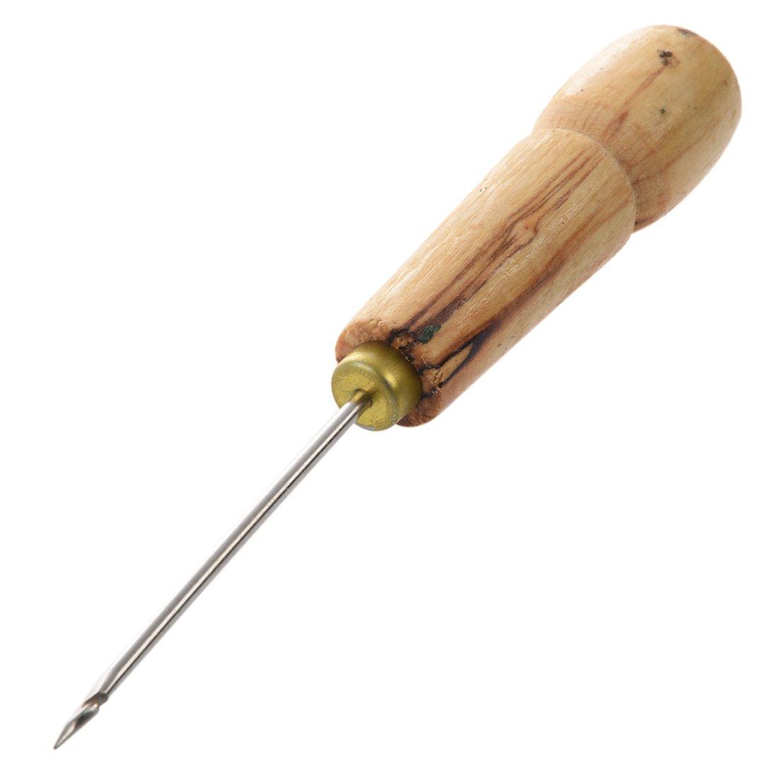 TOOGOO cucire Punteruolo Speedy Stitcher mano per Cuoio Tela R cucire Punteruolo