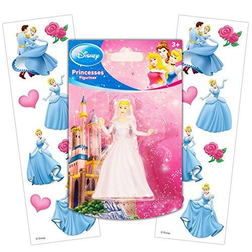 Disney Cinderella Cakes - Disney Princess Cinderella Figurine (2.5