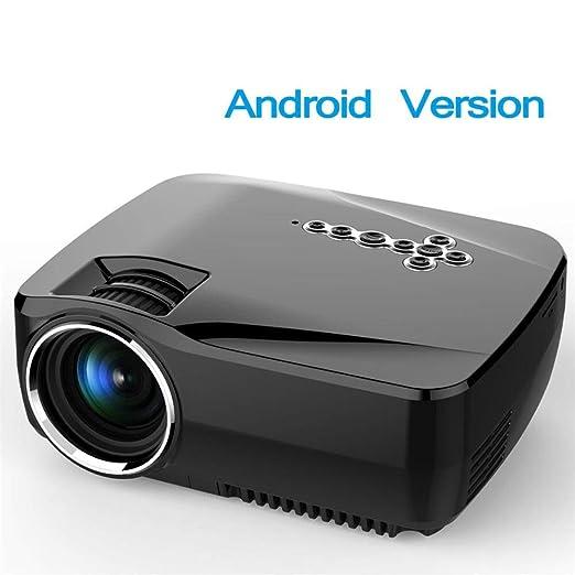 YSCCSY Proyector LED con WiFi Bluetooth para Soporte de proyector ...