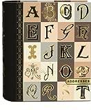 Punch Studio Alphabet Address Book by Punch Studio