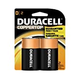 Duracell D Batteries 2 Count