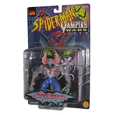 Toy Biz Marvel Spider-Man Vampire Wars Morbius Unbound Figure: Toys & Games