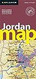 Jordan Map (Road Maps)