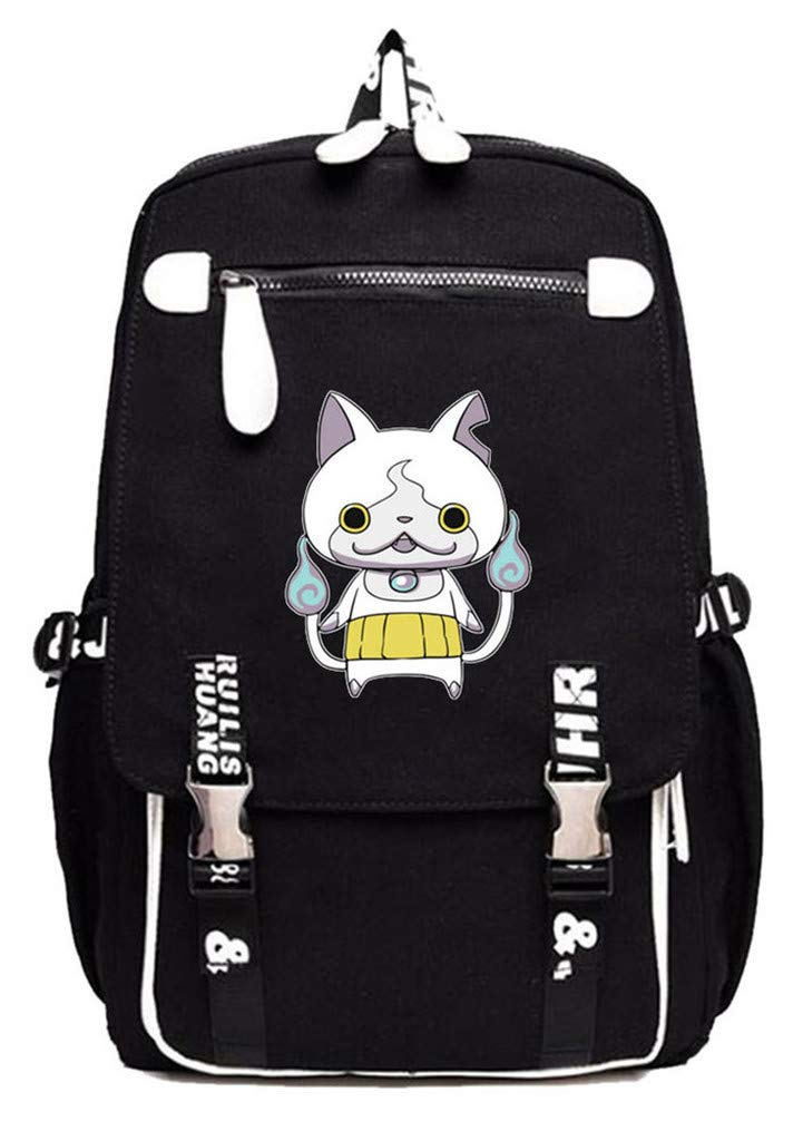 Cosstars YO-Kai Watch PuniPuni Juego Mochila Escolar Estudiantes Mochila para Portátil Backpack Bolsa Casual -1: Amazon.es: Equipaje