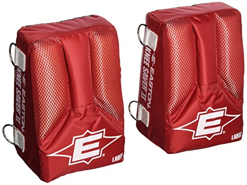 Amazon.com : Easton Knee Saver II : Baseball Knee Pads : Sports ...