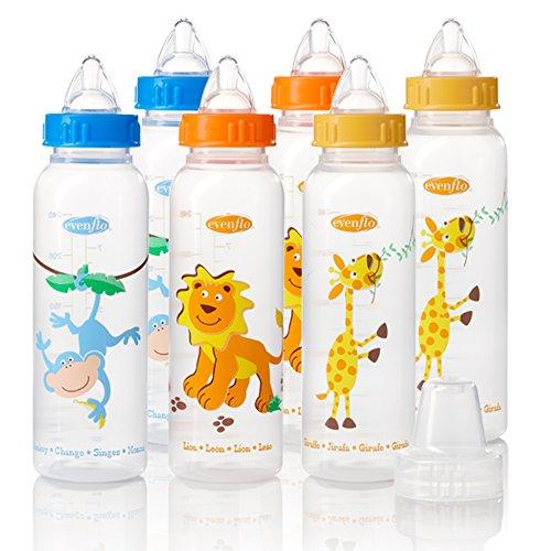 Evenflo Feeding Friends Anatomic Bottles product image