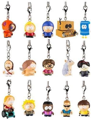 Amazon.com: South Park tiradores de cierre Series 2 llavero ...