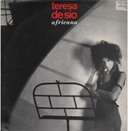 "Teresa De Sio ""Africana"" LP PHILIPS 824 810 1 Italy 1985"
