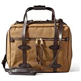 Filson Men's Small Pullman Duffel Bag, Tan, One Size
