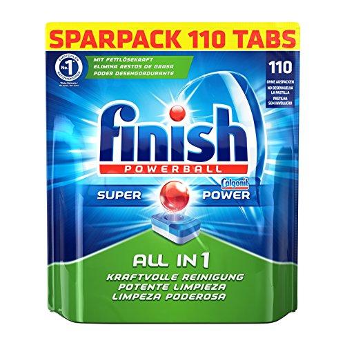 Finish All in 1 Sparpack Regular, 1er Pack (1 x 110 Tabs)