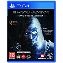 Middle-Earth: Shadow of Mordor GOTY (PS4) by Warner Bros Interactive Entertainment UK